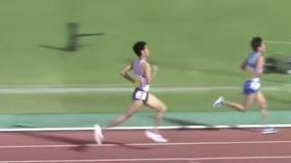 【村山謙太優勝】2014関東インカレ陸上 男子2部 10000m決勝