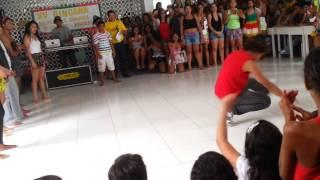 Gincana colégio Park - Disputa de dança - Hip hop