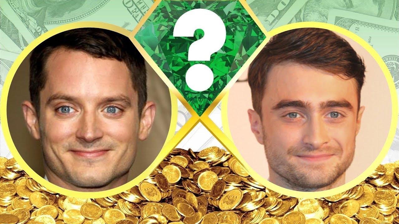 WHO'S RICHER? - Elijah Wood or Daniel Radcliffe? - Net ...