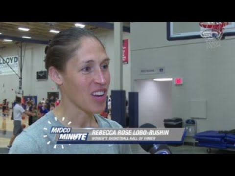 Midco Minute Web Exclusive: Rebecca Lobo