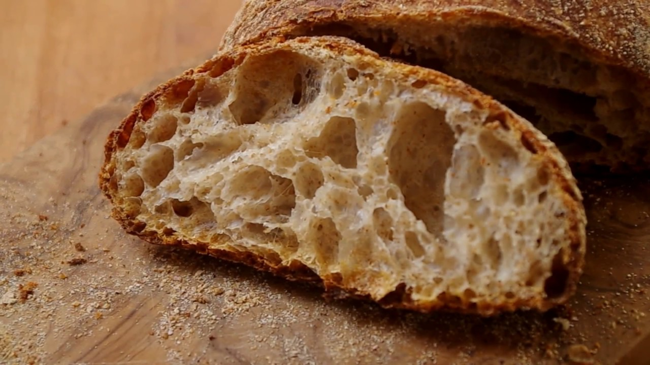 Хлеб чиабатта ржаной