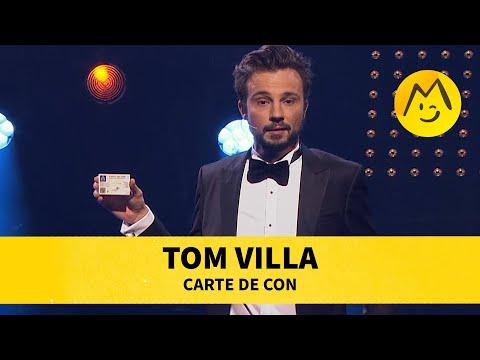 Tom Villa - Carte de con