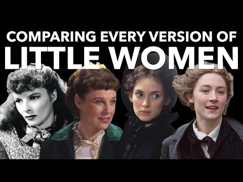 Comparing Every Version of Little Women