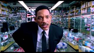 Men In Black 3 (3D) Official Trailer 2 - Movie (2012)1080p HD
