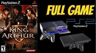 King Arthur (PS2) Walkthrough/Longplay NO COMMENTARY