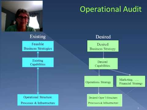 Operational Audit (Video 6)