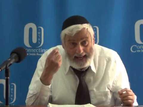Rav Sprecher - Was Moshe Rabbenu punished for not joining the IDF?