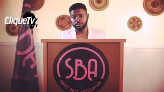 Falz Sweet Boys Association  Address