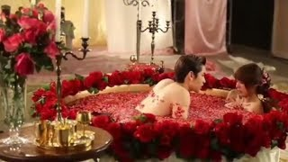 Best Romantic sweet kiss collection drama - swimming pool ft sweet Khmer song