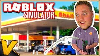 SÆLGER BENZIN! 💰 :: Gas Station Simulator