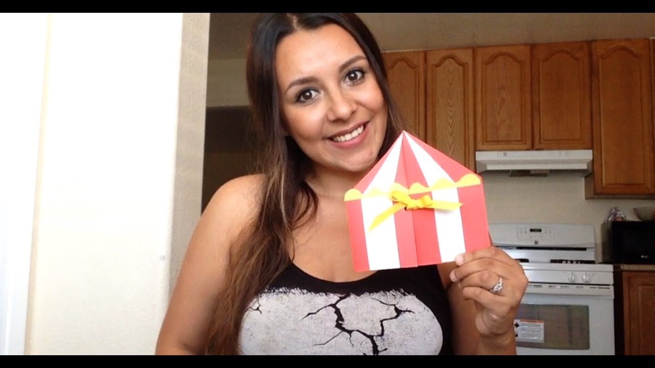 Diy birthday bash circus party invitations youtube solutioingenieria Choice Image