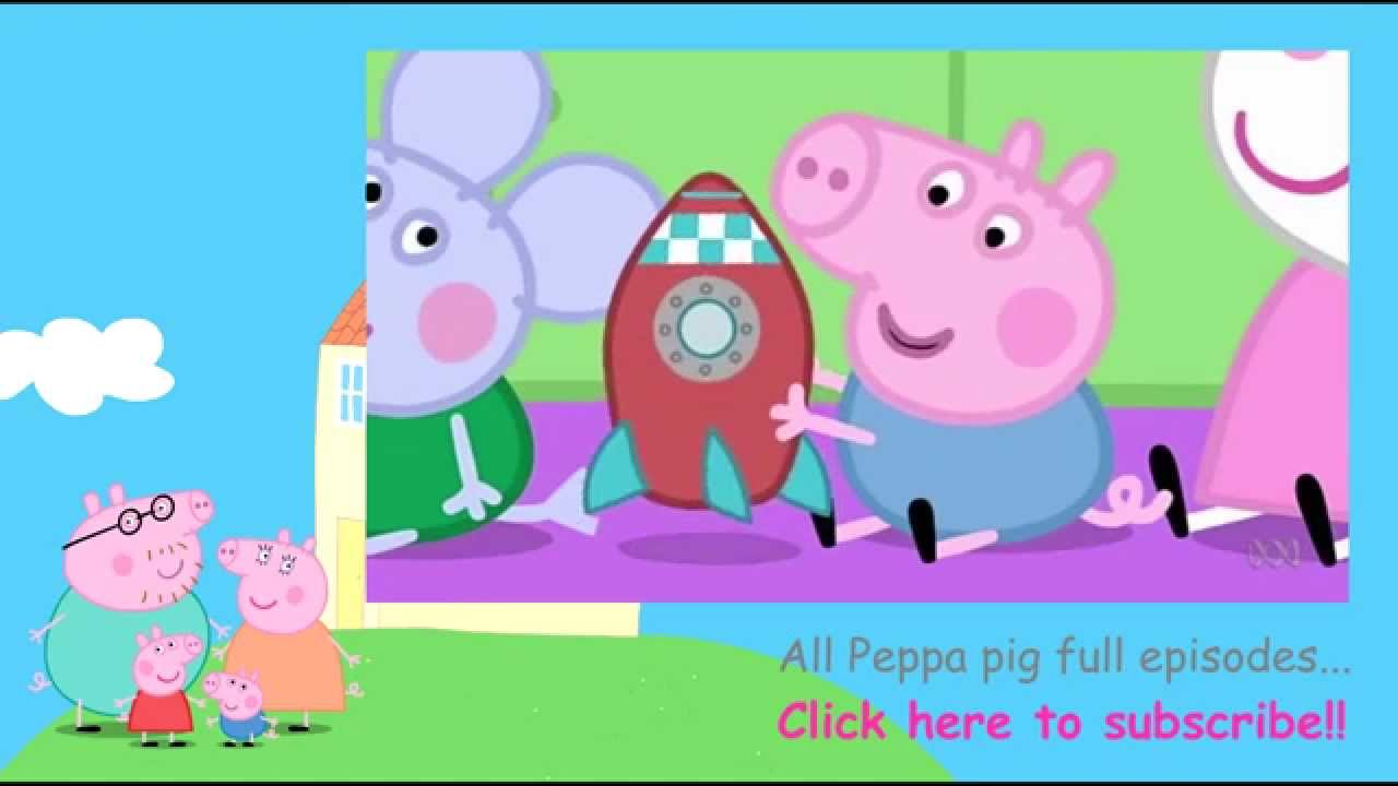 Peppa Pig - full episode 50 - Season 4 -  Grammy Rabbit