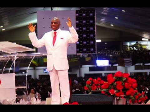 Bishop David Oyedepo:End Of Year Special Thanksgiving Service-Dec.27,2015