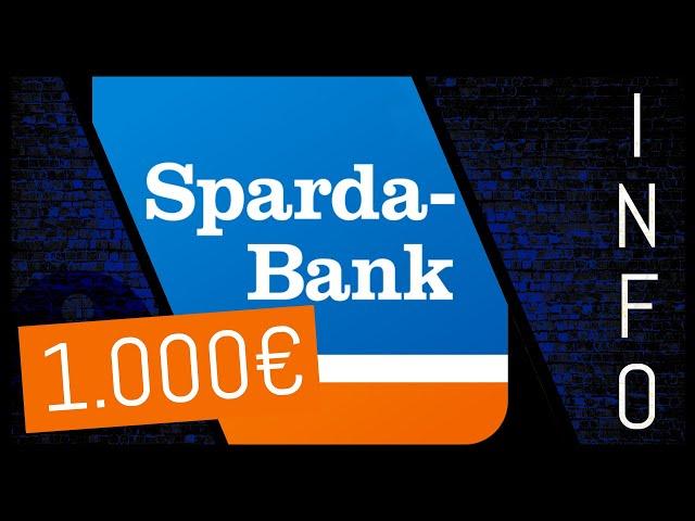VIELEN DANK! #Sparda-Bank #TVA #1.000€
