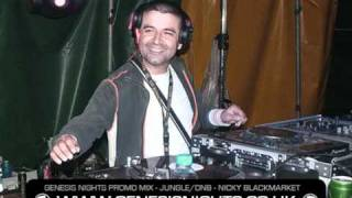 Nicky Blackmarket - Genesis Nights Promo Mix