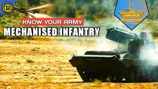 Mechanised Infantry Regiment | One of the Youngest Regiment of the Indian Army (Hindi)