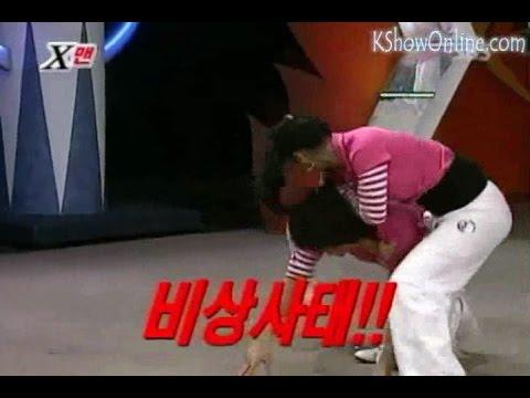 Hwang Bo & Shin Jung Hwan pt1 : X-Man Rivals to Couple Tribute/She's A Man, He's A Woman (2004-2005)