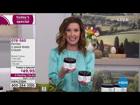 HSN | Perlier Beauty Mother's Day Special 04.29.2019 - 08 AM