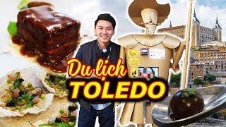"""Video Ăn 10 """"MÓN ĂN LỪA TÌNH"""" ở phố cổ 2000 tuổi Toledo - Châu Âu download MP3, 3GP, MP4, WEBM, AVI, FLV April 2018"""