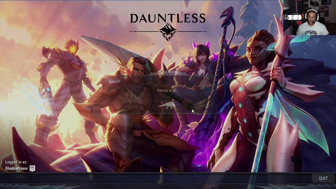 How to link your Dauntless Open Beta Account to the Epic Games Store