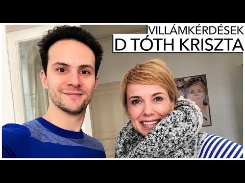 D. TÓTH KRISZTA - WMN DTK ✖️Villámkérdések⚡️✖️SZÁNTÓ PÉTER