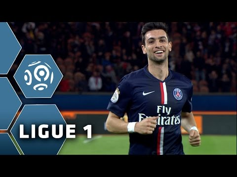 Javier Pastore : watch the 10 assists of the season 2014/2015 - Ligue 1