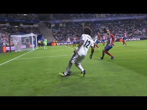 When Marcelo Impresses The World - Unimaginable Skills