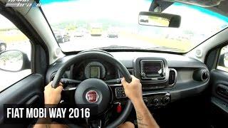 Fiat Mobi Way 2016 - POV