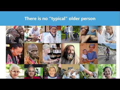 WHO/IFA Webinar 11 An Introduction: The Decade of Health Ageing
