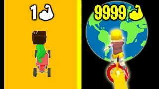 MOST STRONGEST TURBO STAR EVOLUTION! Max Level Strong & Speed Unlimited Gold HACK In Turbo Stars!