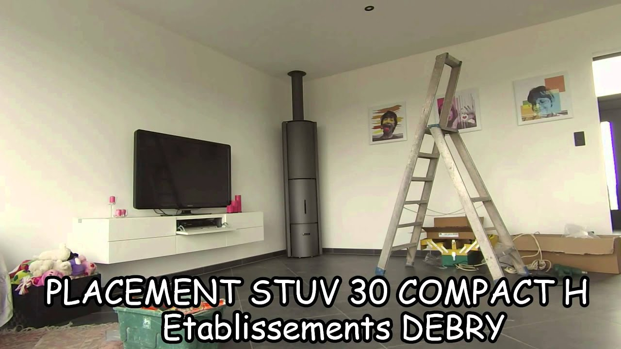 placement stuv 30 compact h etablissements debry youtube. Black Bedroom Furniture Sets. Home Design Ideas