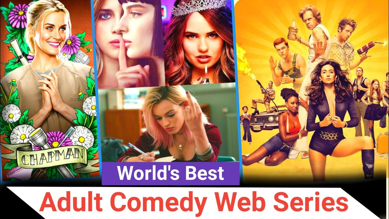 Download Top 10 best Adult Comedy Web Series in Hindi | best 18 plus web series on netflix | Adult web series
