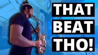 That beat tho! Live looping improv jam in 360 VR w/ spatial audio (360° Music Video)