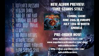 UNLEASH THE ARCHERS - Time Stands Still (Preview) | Napalm Records