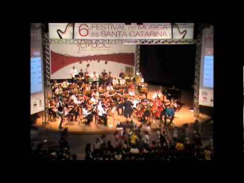 "FEMUSC 2011 Orquesta Sinfonietta ""Fiesta de las Trompetas"""