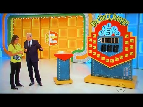 The Price is Right - Pocket Change - 1/12/2017