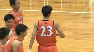 高校バスケットボール Winter Cup 2018 兵庫県予選決勝【男子】その1