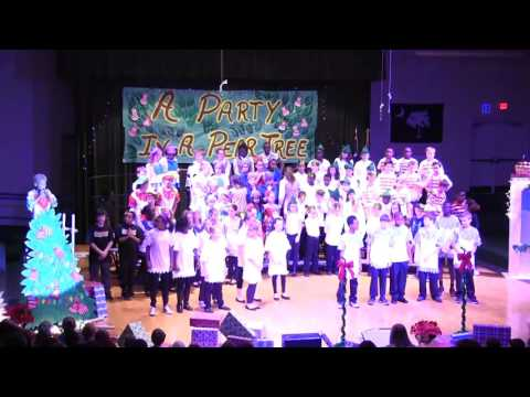 """River Springs Elementary's """"A Party In A Pear Tree"""" Winter Musical"""