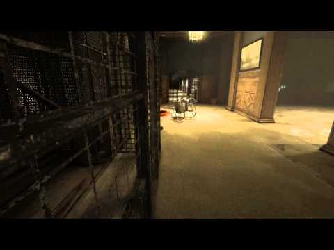 Let's Play Outlast: Part 2 - Security, Scares and Electrical Room