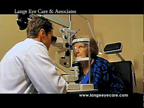 Lange Eye Care at eight locations in Florida - macular degeneration, cataract surgery and Lasik
