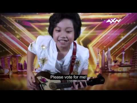 Behind the Curtain with Feng E – VOTING CLOSED | Asia's Got Talent 2017