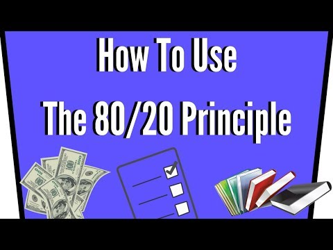 3 Powerful Ways To Use The 80/20 Rule