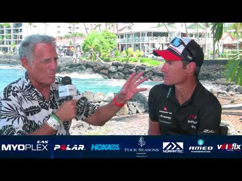 Craig Alexander: Breakfast with Bob from Kona 2017 Pre-Race