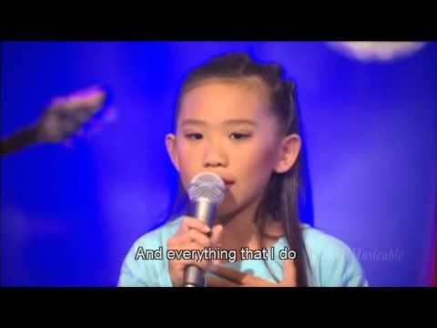 I Love You - Super Strong God (Hillsong Kids) - With Subtitles/Lyrics - HD Version