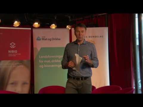 Behov for klimaendring i landbruket - Lars Petter Bartnes (Norges Bondelag)