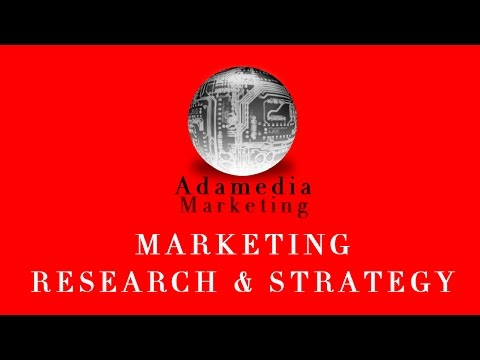 Marketing Research Process - For Digital Marketing