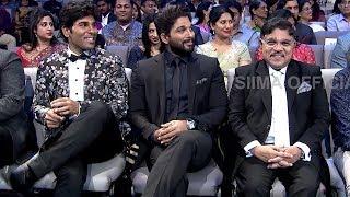 Ali Comedy with Allu Arjun family