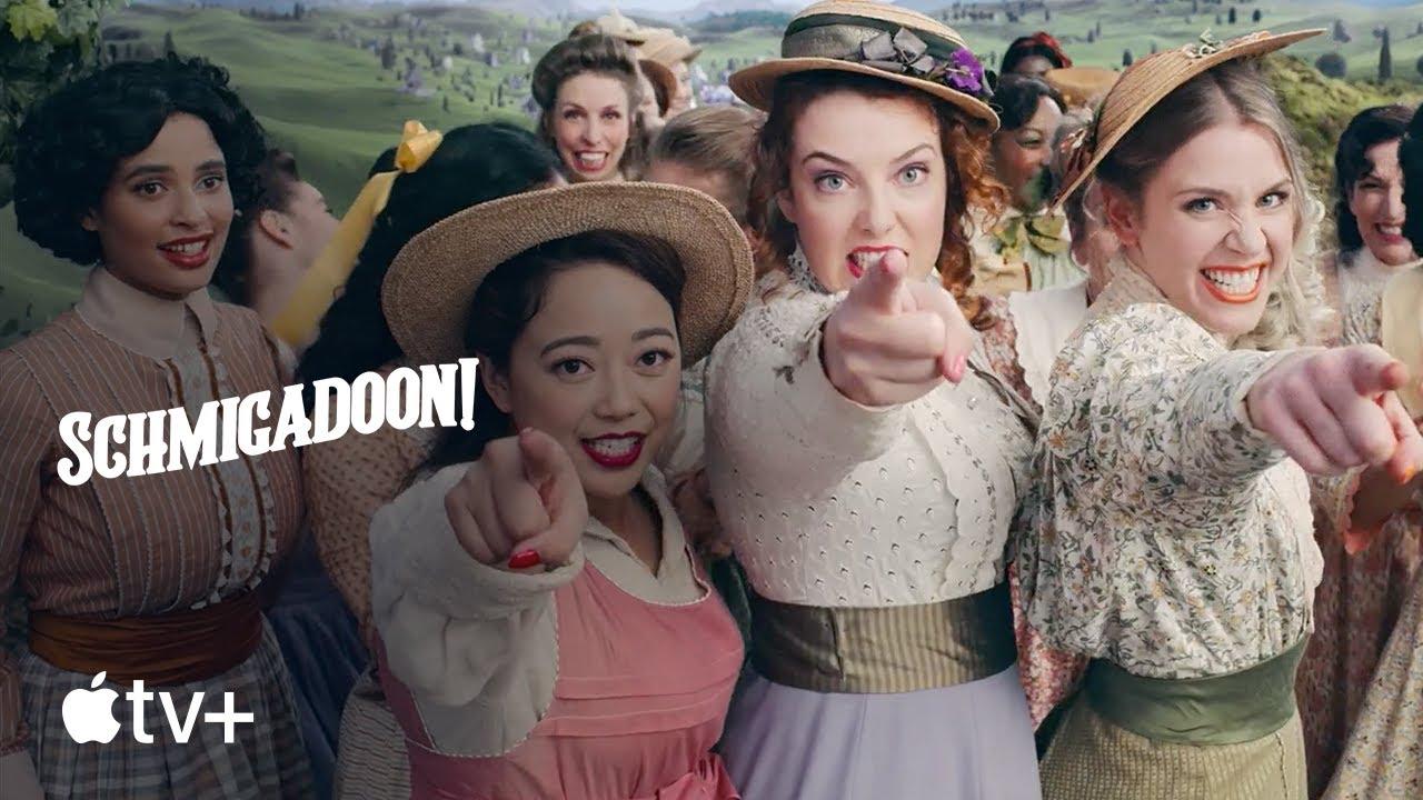 Schmigadoon! — Cross That Bridge Singalong | Apple TV+
