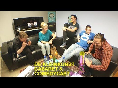 Afl. # 8 Special: Dag 2 Utrecht International Comedy Festival 2017