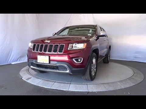 2016 Jeep Grand Cherokee Costa Mesa, Huntington Beach, Irvine, San Clemente, Anaheim, CA RJ11639